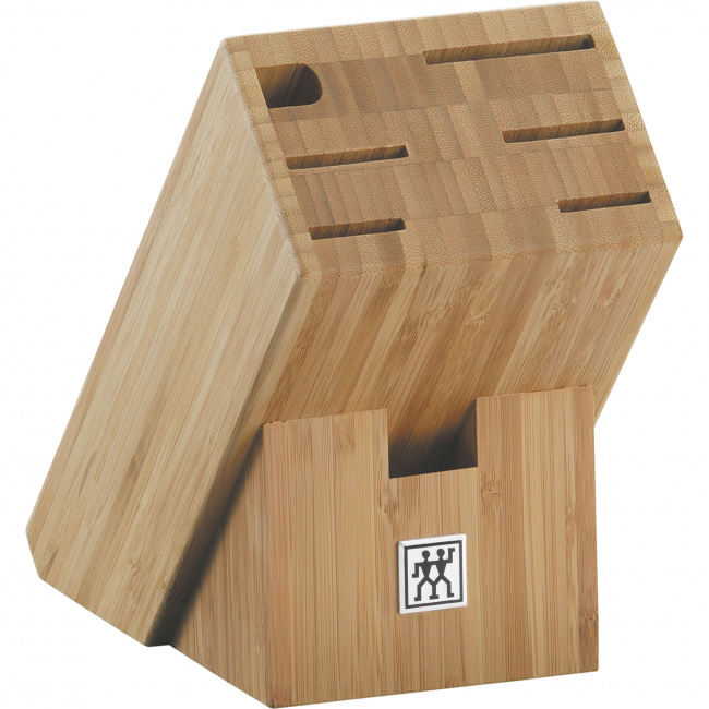 Blok na noże bambusowy