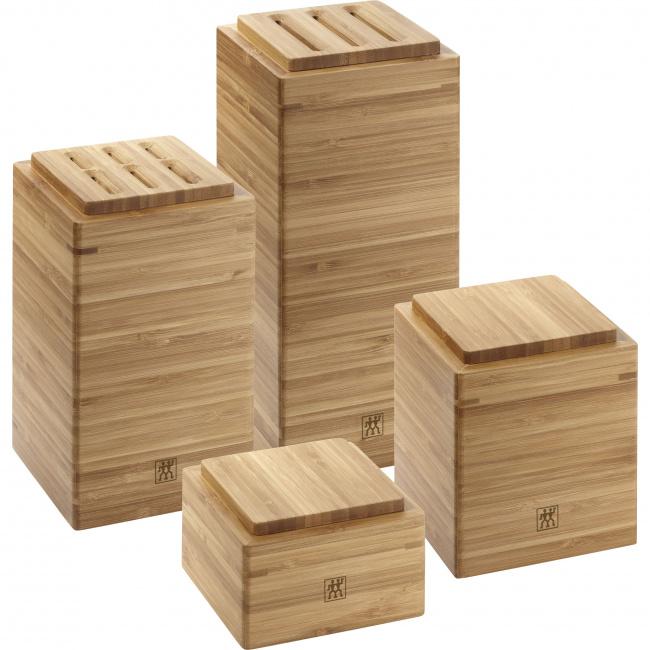 Komplet 4 pojemników Storage