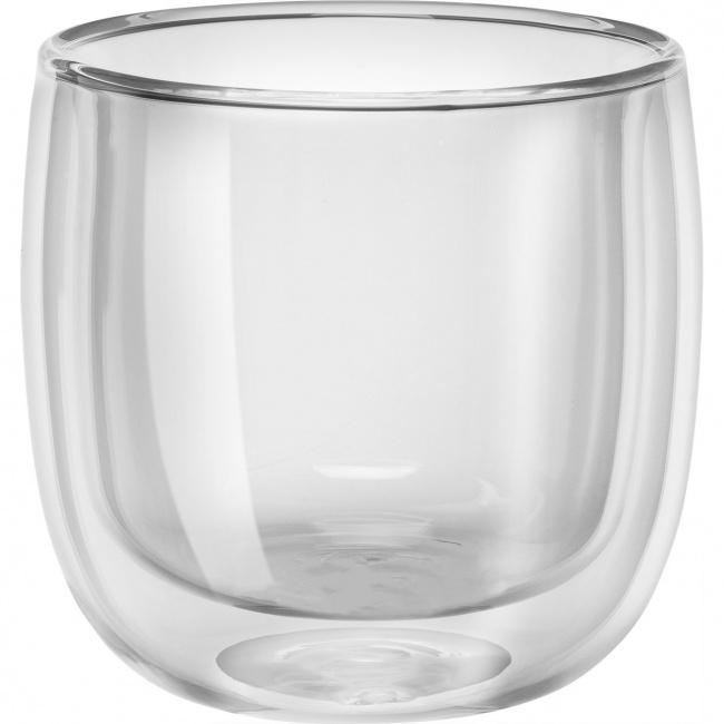 Zestaw dwóch szklanek Sorrento 240ml do herbaty