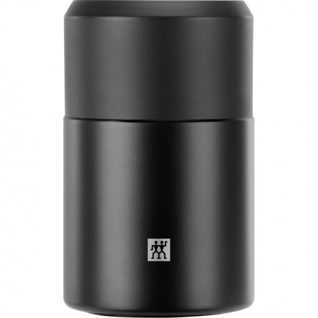 Pojemnik termiczny Thermo 700ml na żywność czarny