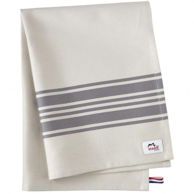 Ręcznik kuchenny 50x70cm szary