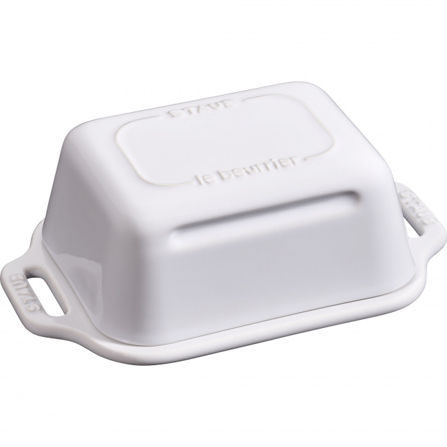 Maselniczka Serving biały