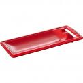 Podstawka pod łyżkę czerwony