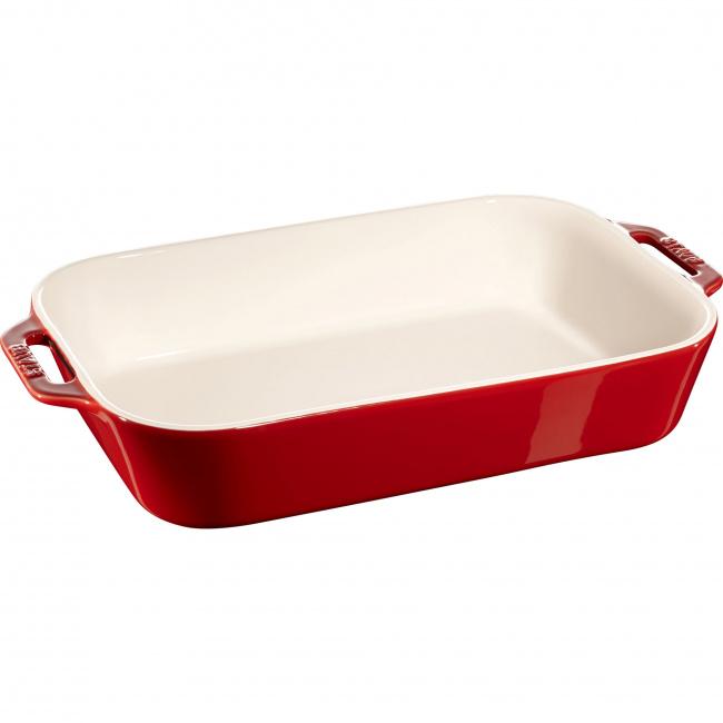 Półmisek ceramiczny Cooking 4,5l czerwony