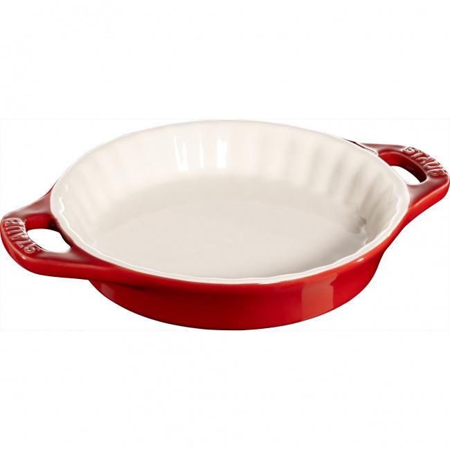 Półmisek ceramiczny Cooking 13cm 200ml do ciast czerwony