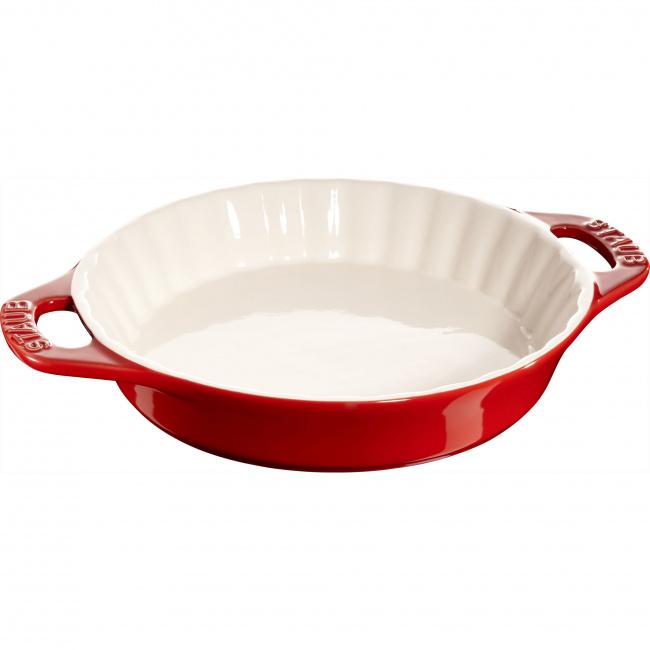 Półmisek ceramiczny Cooking 1,2l do ciast czerwony