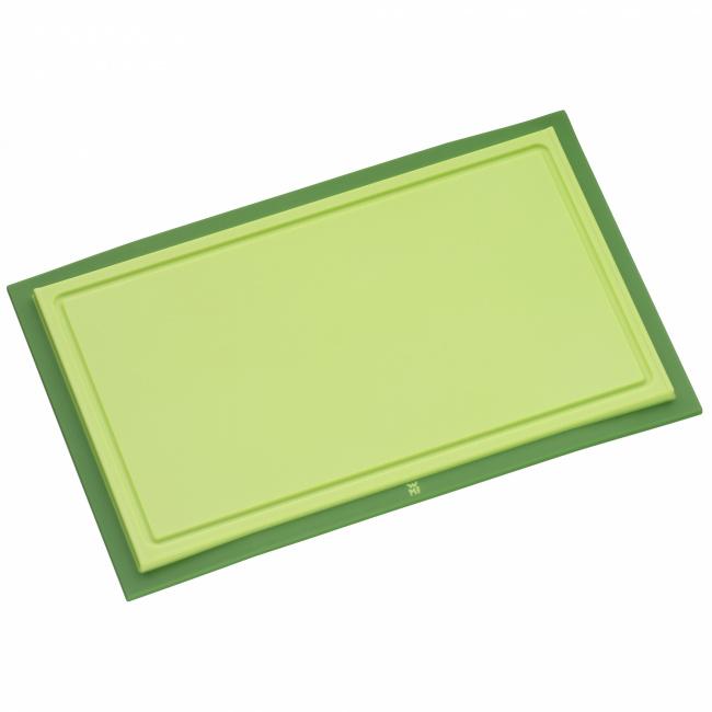 Deska 32x20cm do krojenia zielona