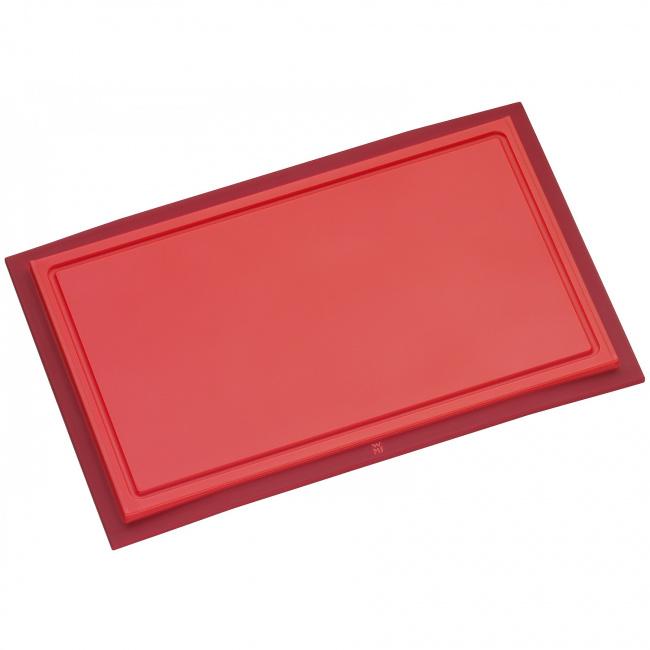 Deska 32x20cm do krojenia  czerwona