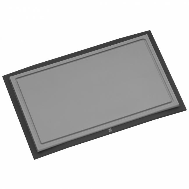 Deska 32x20cm do krojenia  czarna
