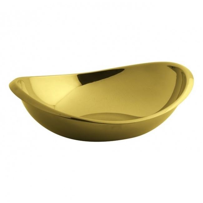 Misa Twist 18x15cm złota