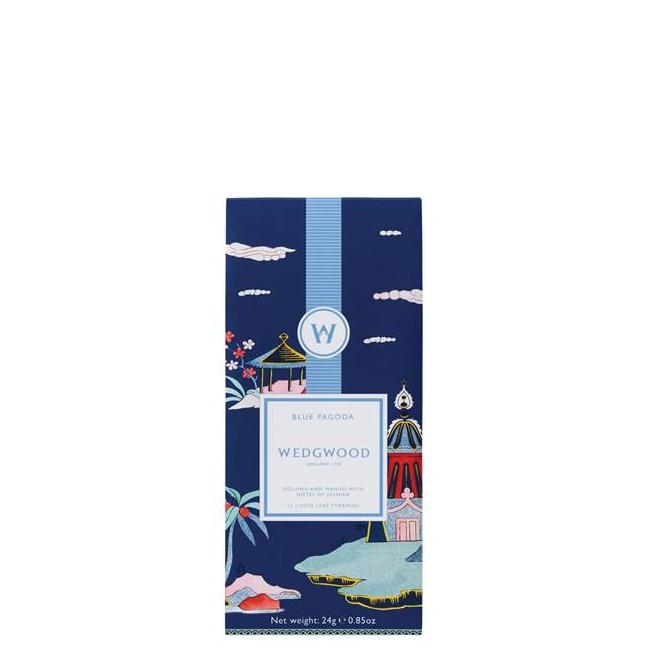 Herbata czarna Blue Pagoda