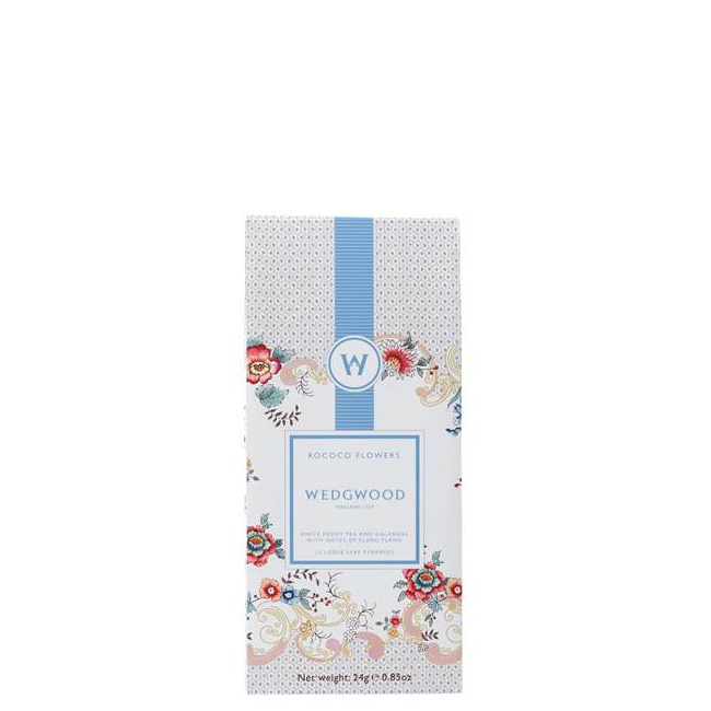 Herbata biała Wonderlust
