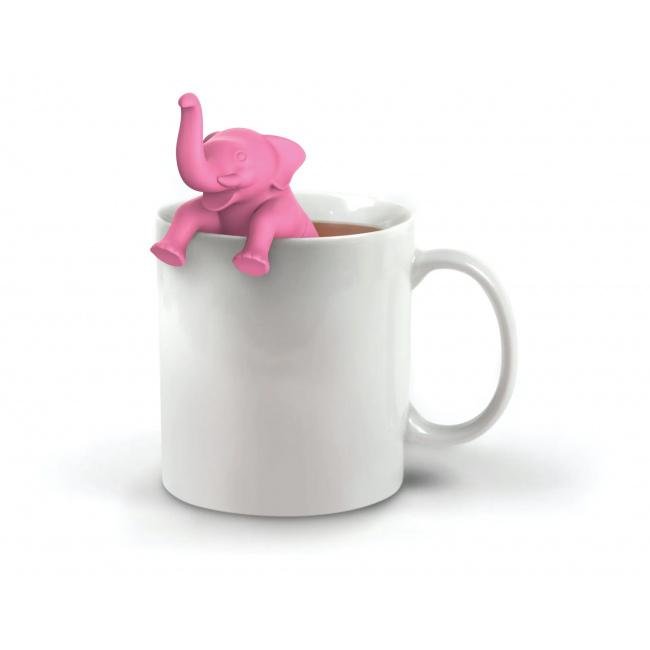 Zaparzacz do herbaty słoń