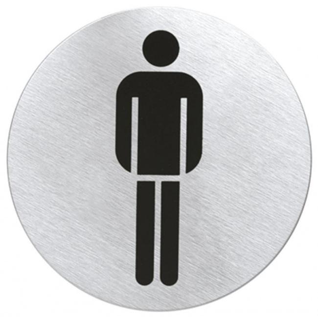 Szyld WC Signo matowy
