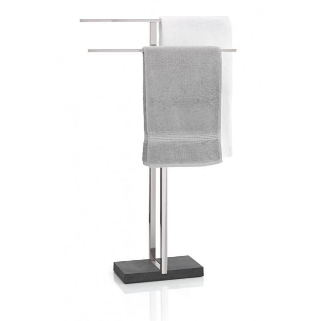 Stojak na ręczniki Menoto matowy