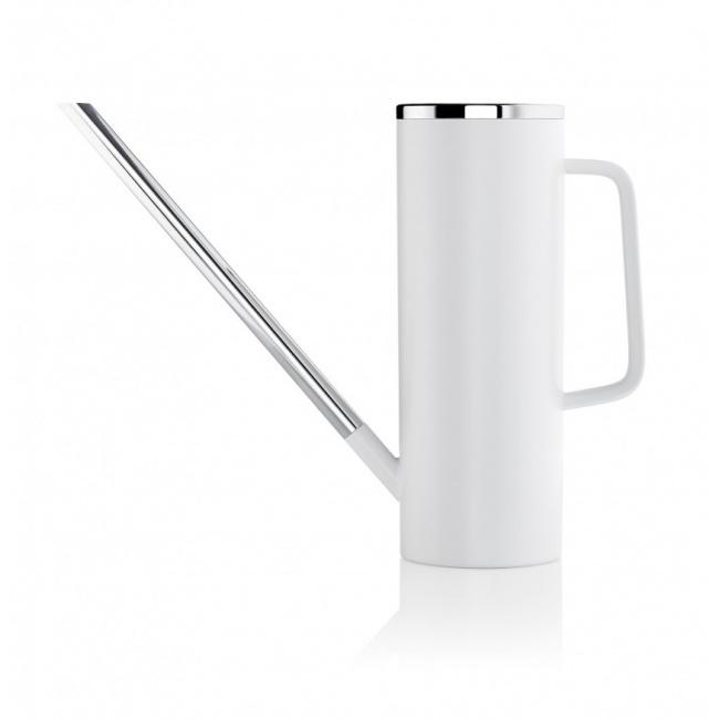 Konewka Limbo 1,5l polerowana biała