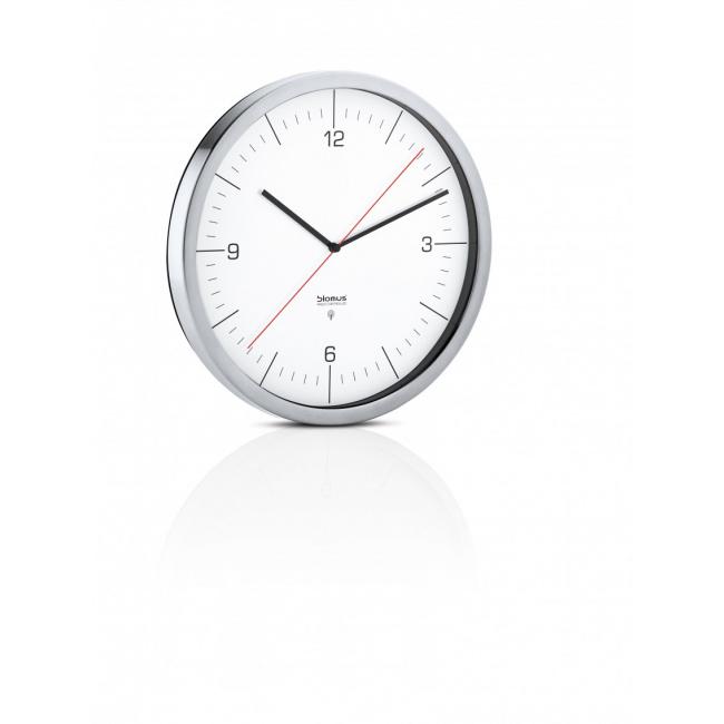 Zegar Radio controlled Crono biały