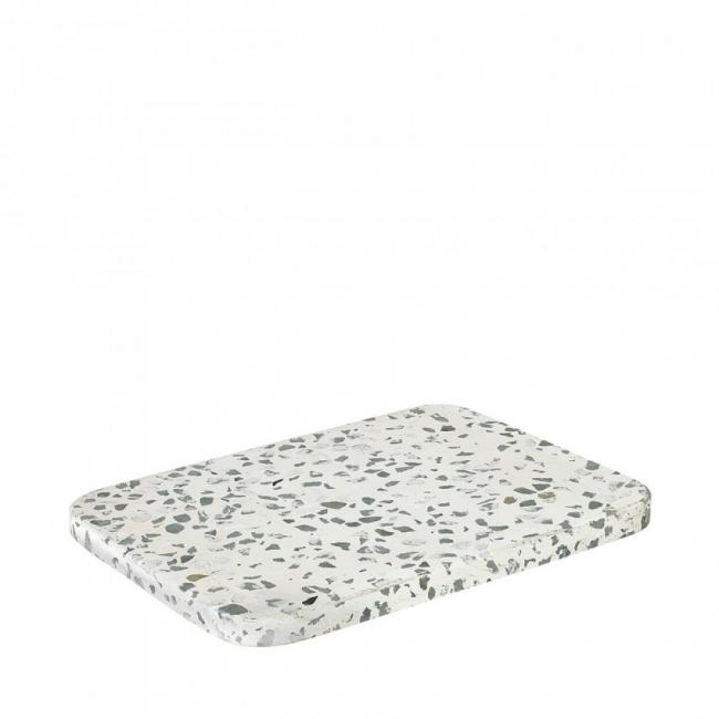 Deska Omeo kamienna biała