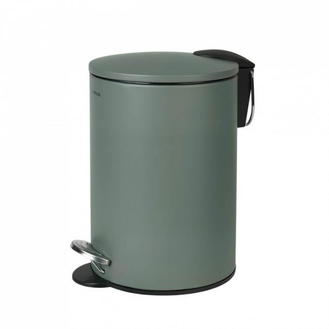 Kosz na odpady Tubo 3l Agave Green