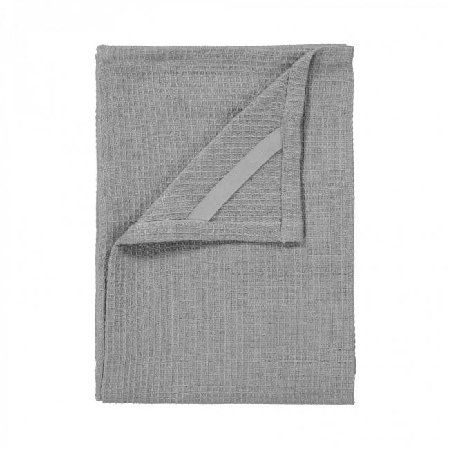 Komplet 2 ręczników kuchennych Grid Elephant Skin