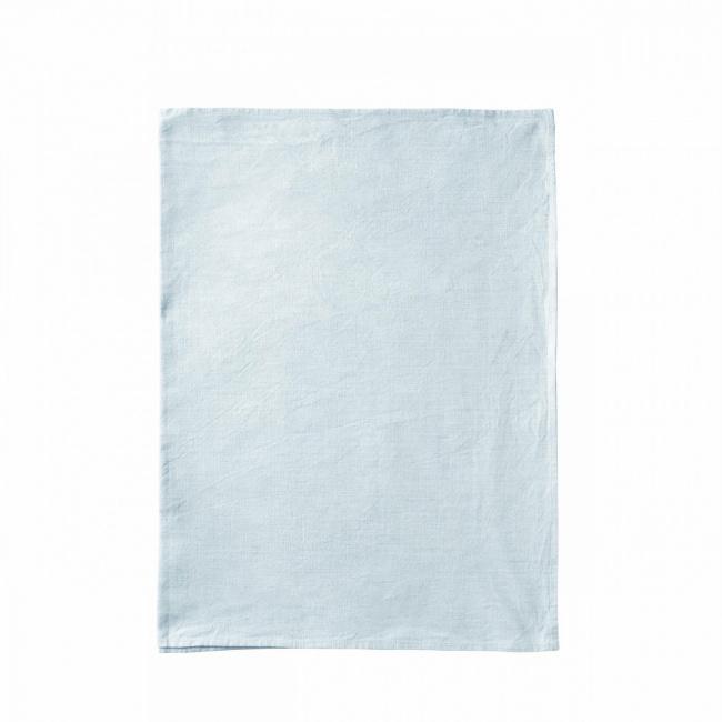 Bieżnik bawełniany Mesa Elephantskin/White 45cmx140cm