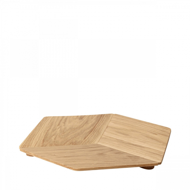 Patera drewniana Xexa średnia