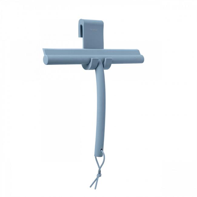 Ściągaczka prysznicowa Vipo silikonowa Ashley Blue