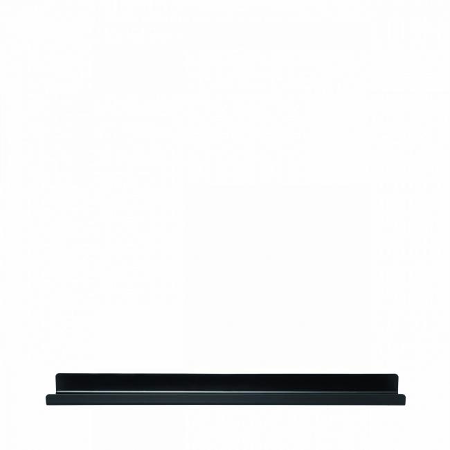 Półka ścianna Modo 71x11 cm czarna