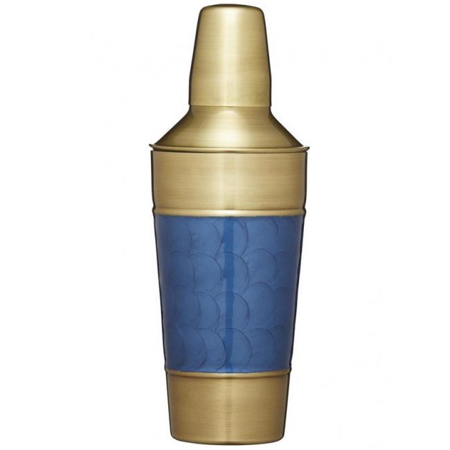 Shaker 900ml niebieski