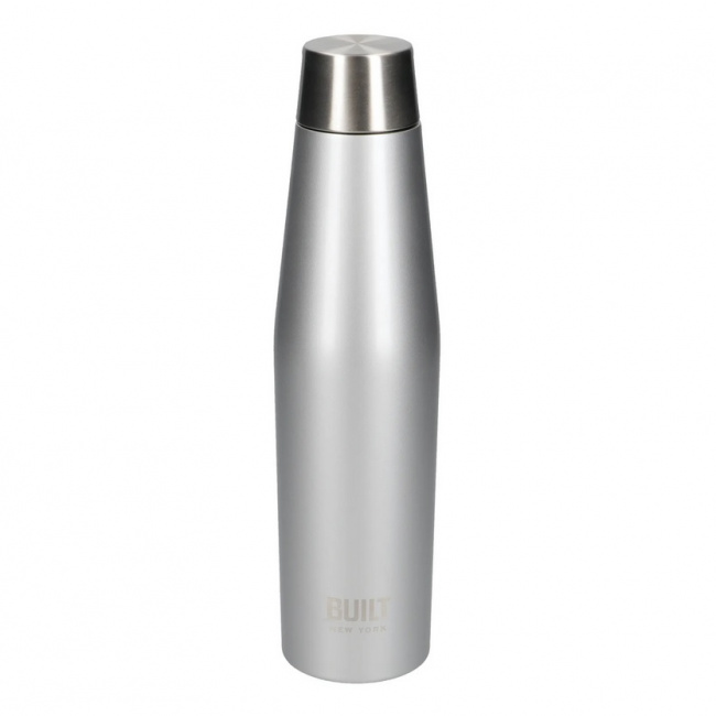 Butelka termiczna 540ml srebrna