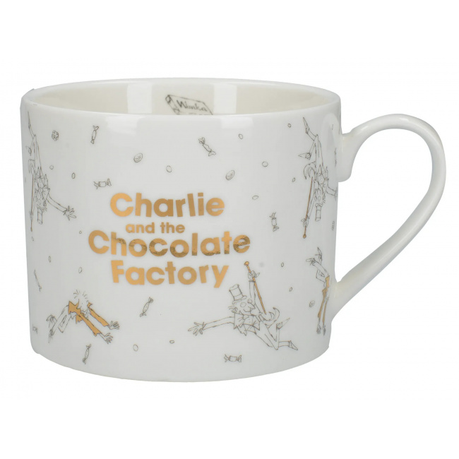 Kubek Roald Dahl Phizz-Whizzing 450ml Charlie and the Chocolate Factory