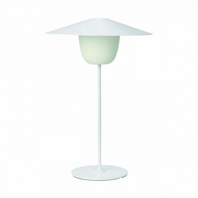 Lampa Ani 49cm biała