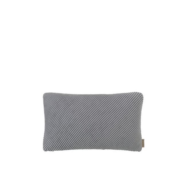 Poszewka na poduszkę Ribb 30x50cm Pewter/Mourning Dove