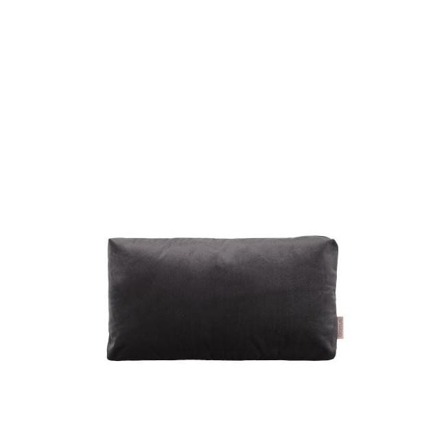 Welurowa poszewka na poduszkę Voga 50x30cm Warm Gray