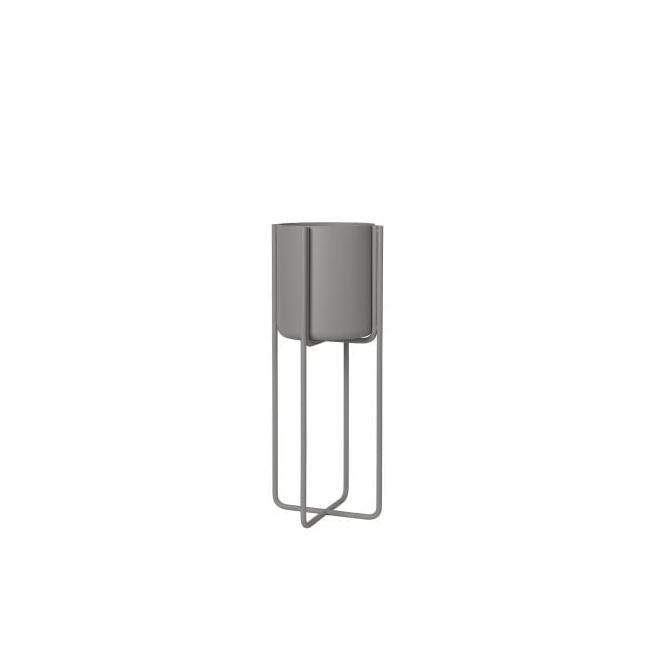 Donica Kena 55cm Steel Grey