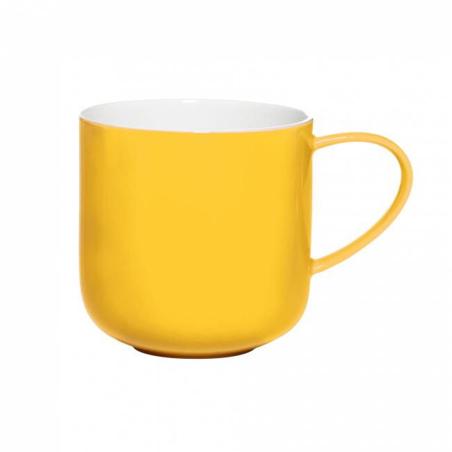 Kubek Coppa 400ml żółty
