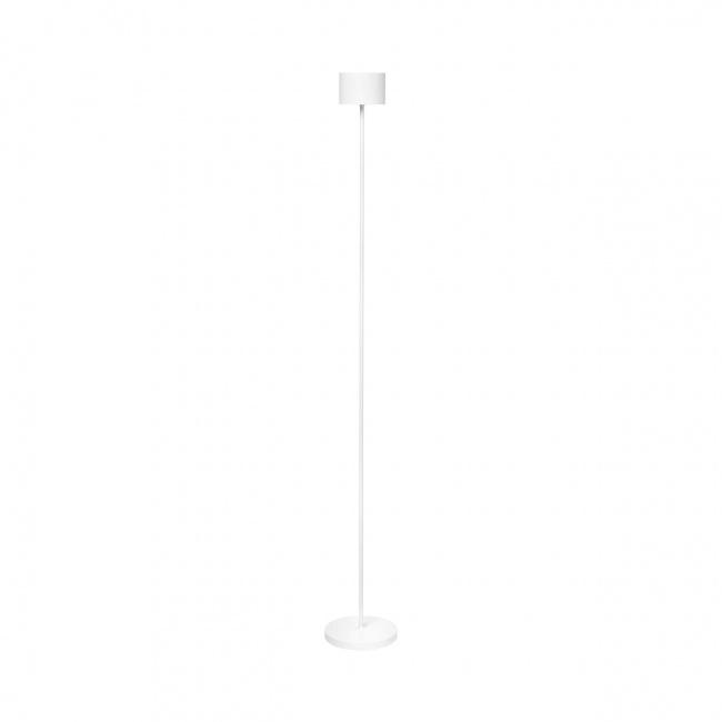 Lampa LED Farol Floor biała