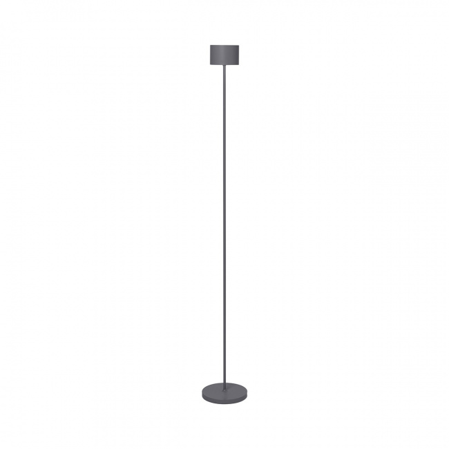 Lampa LED Farol Floor Warm gray