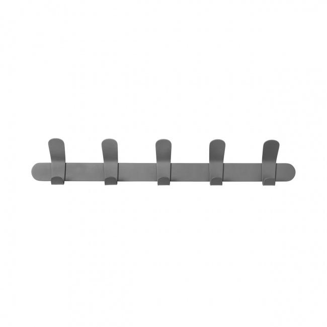 Listwa z wieszakami Venea Steel gray