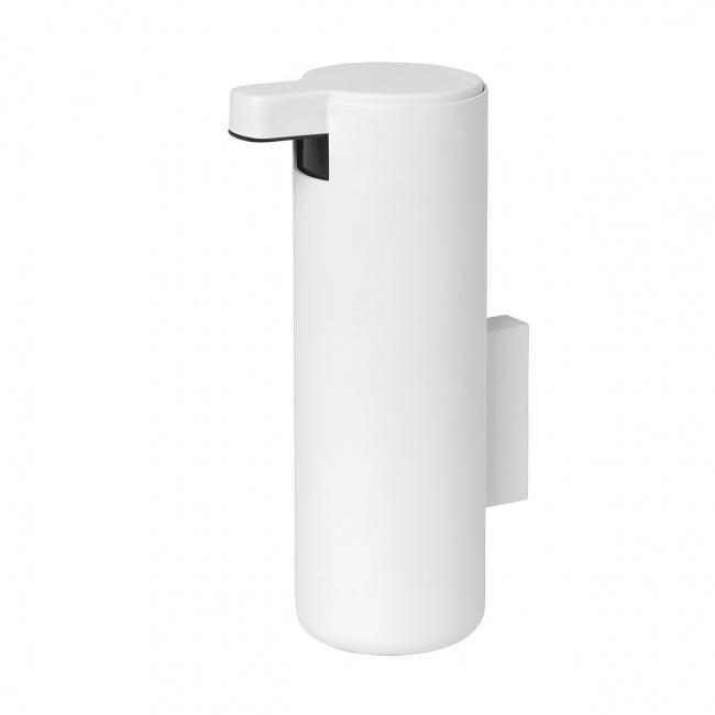 Dozownik do mydła Modo biały zawieszany