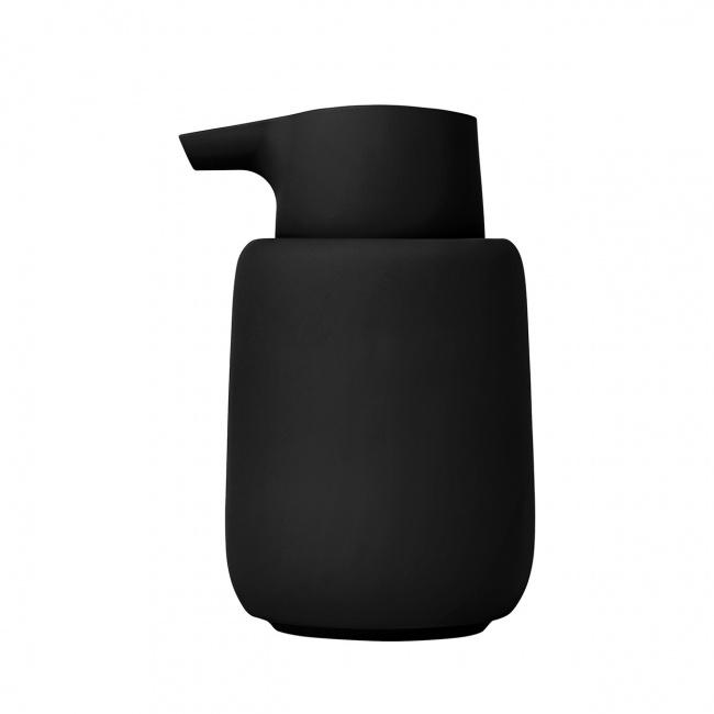 Dozownik do mydła Sono czarny