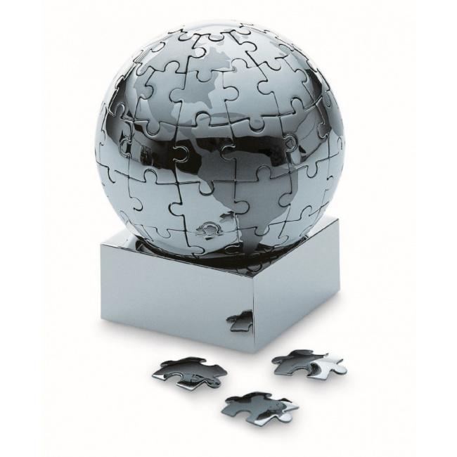 Puzzle globus Extrawaganza 7,5 cm