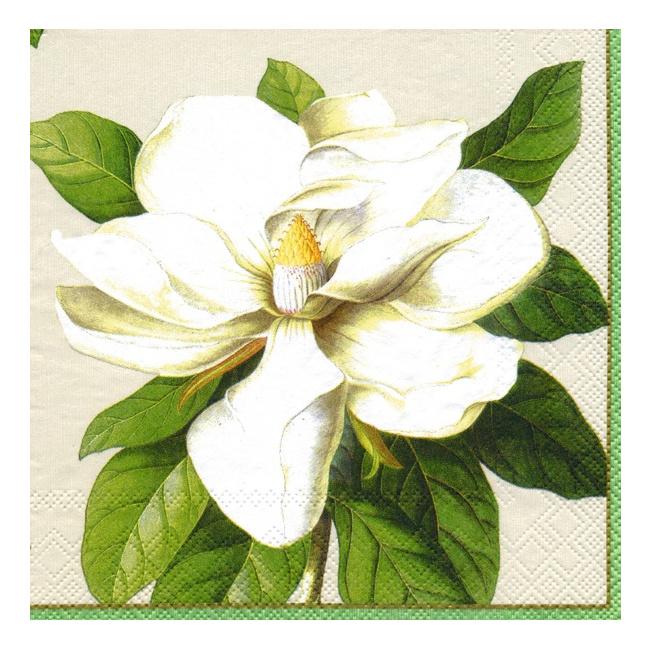 Serwetki 33x33cm Magnolia 20szt.
