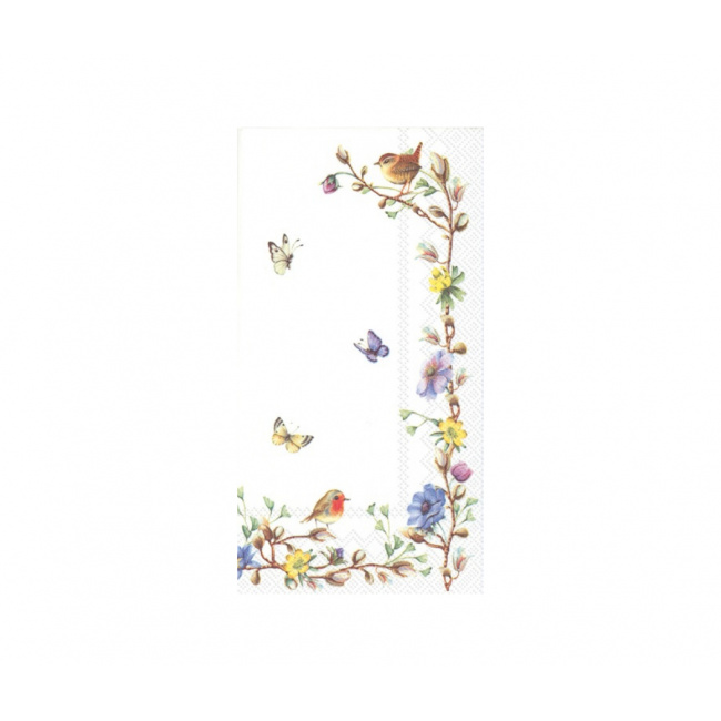 Serwetki 33x42cm Easter Flowers