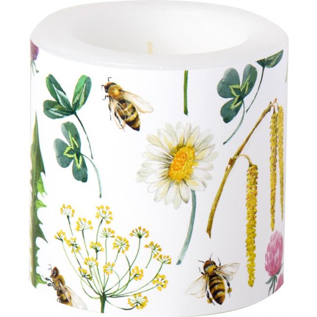 Świeczka 7,5cm Bee Grateful