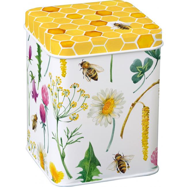 Puszka 10x7,5cm Bee Grateful