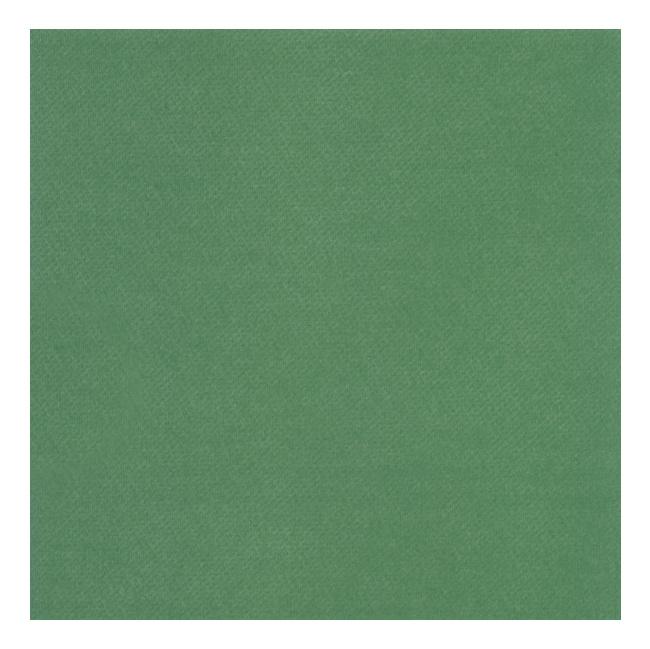 Serwetki 40x40cm Uni zielone