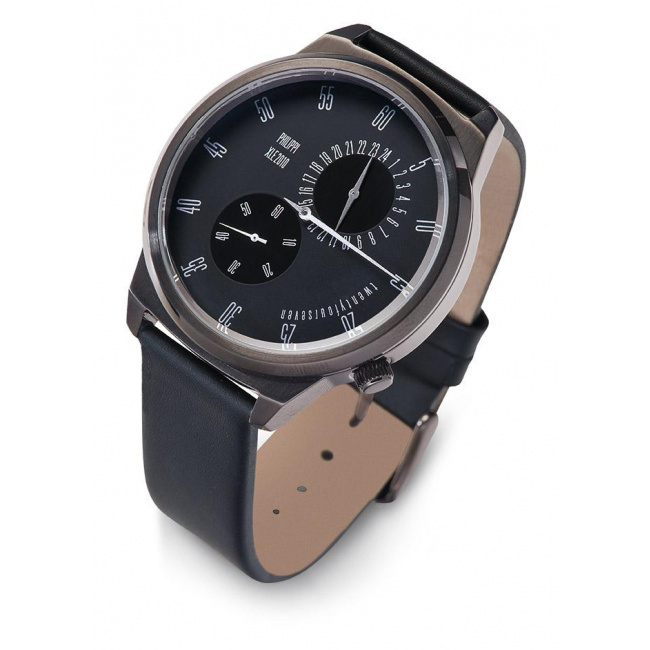Zegarek na rękę Tempus 4,5cm czarny