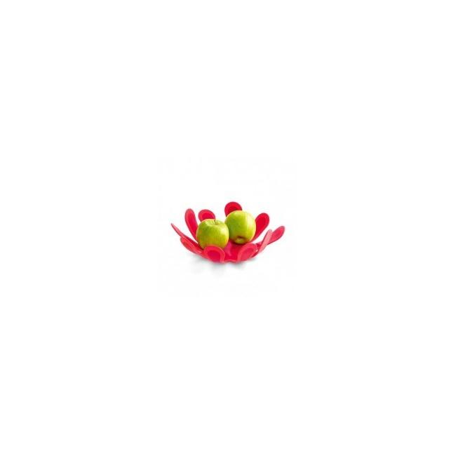 Miska kwiat 31cm czerwony