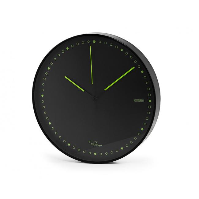 Zegar ścienny sterowany radiowo Nightwatch